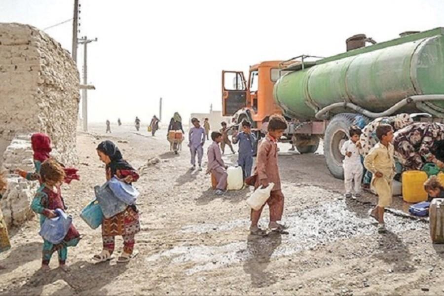 خوزستانیها آب معدنی نمیخواهند+ ویدئو