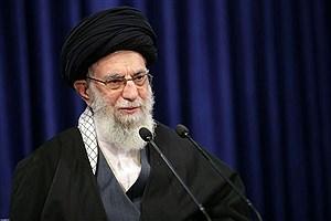 تصویر  تسلیت رهبر معظم انقلاب به مناسبت درگذشت حجتالاسلام حاج سید رضا حسینی