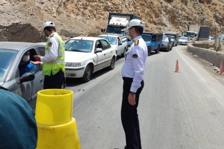 جریمه بیش از 6 هزار خودرو به دلیل نقض محدودیتهای کرونا در گیلان