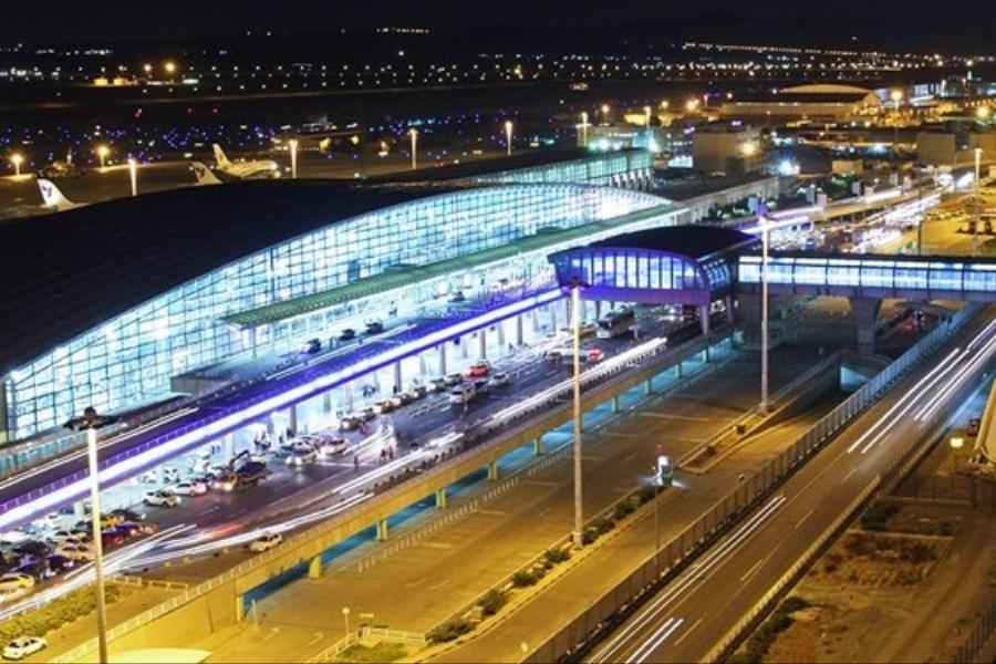 تخریب شیشه برج مراقبت فرودگاه امام (ره) و هشدار نقص ایمنی در پروازها