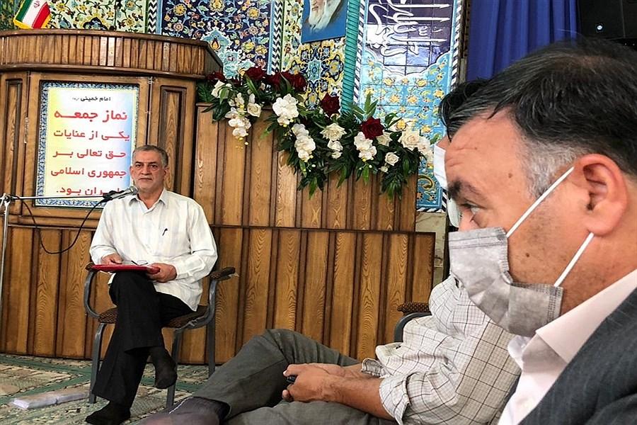 نشست خبری امام جمعه به مناسبت هفته نماز جمعه