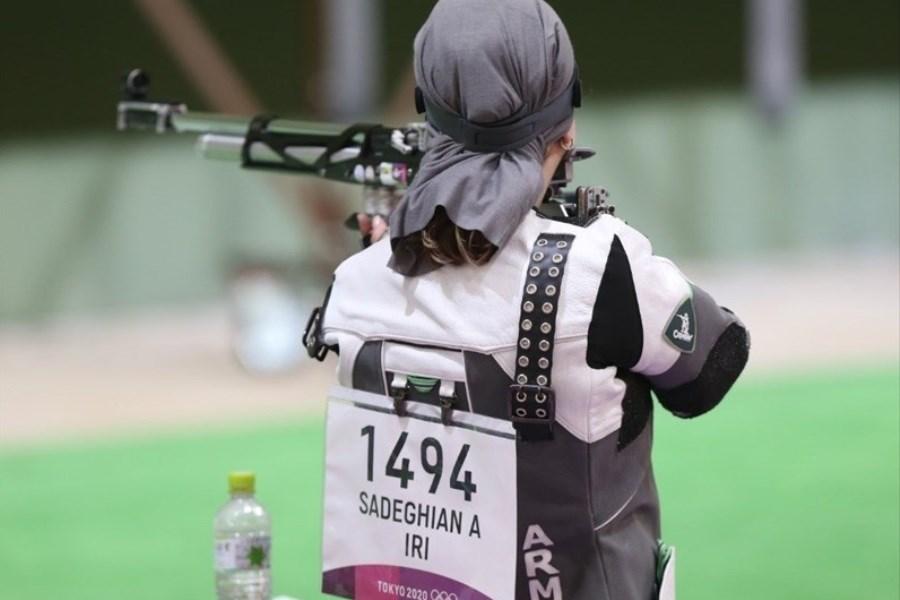 دختران تیرانداز ایران از رسیدن به فینال باز ماندند