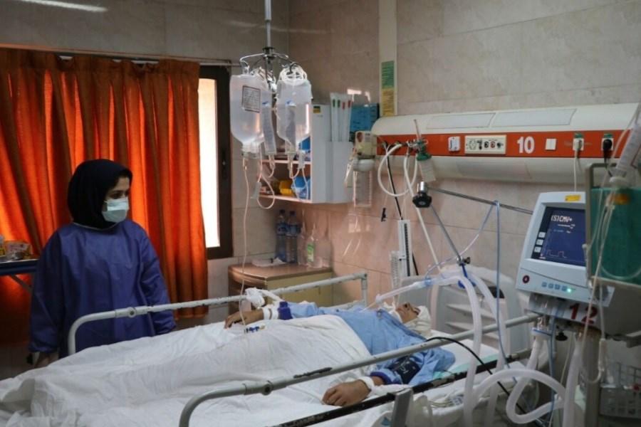 اختصاص بخش جراحی بیمارستان طالقانی چالوس به بیماران کرونایی