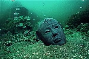 تصویر  کشف بقایای یک کشتی و گورستان بازرگانان یونانی در شهر باستانی هرقلیون