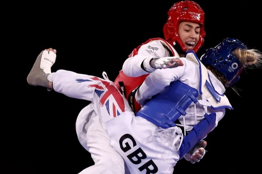 شانس ماندن کیانی در المپیک با کمک کیمیا علیزاده بیشتر شد