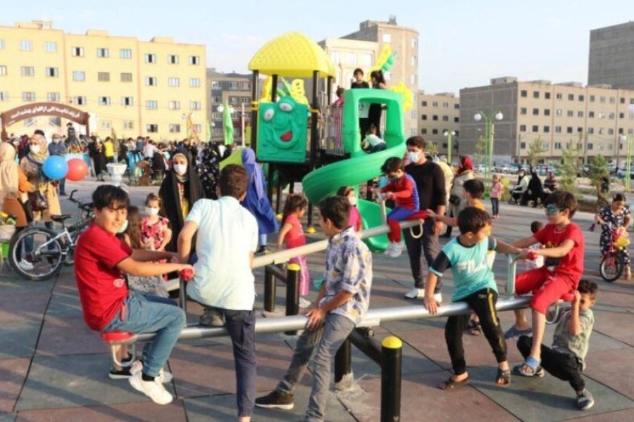 احداث 53 پارک محلهای در تبریز