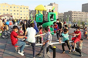 تصویر  احداث 53 پارک محلهای در تبریز