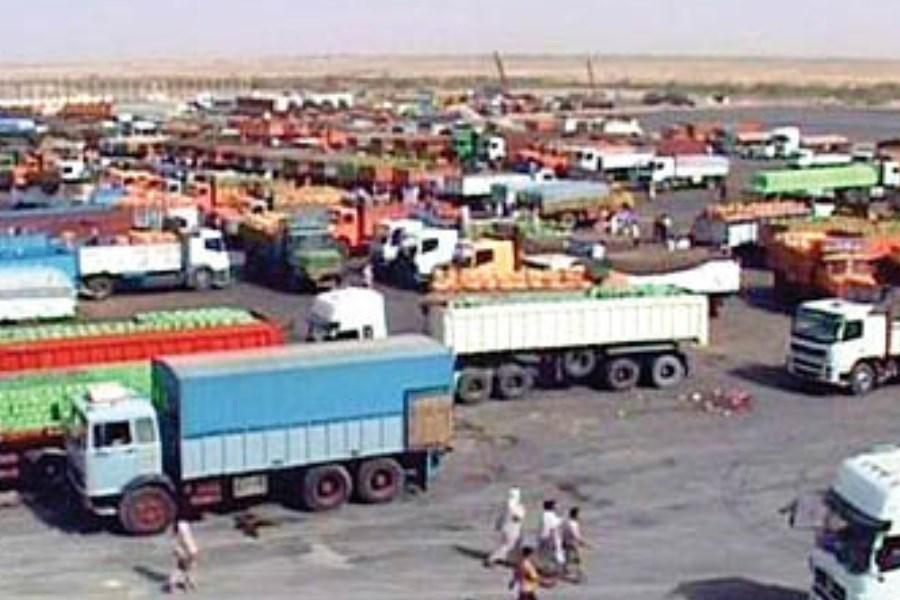 صادرات ۲۲۱ هزار و ۶۱۳ تن انواع محصولات کشاورزی به عراق