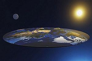تصویر  چرا زمین مسطح نیست؟