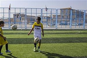 تصویر  چگونه فرزندان را به ورزش علاقمند کنیم؟