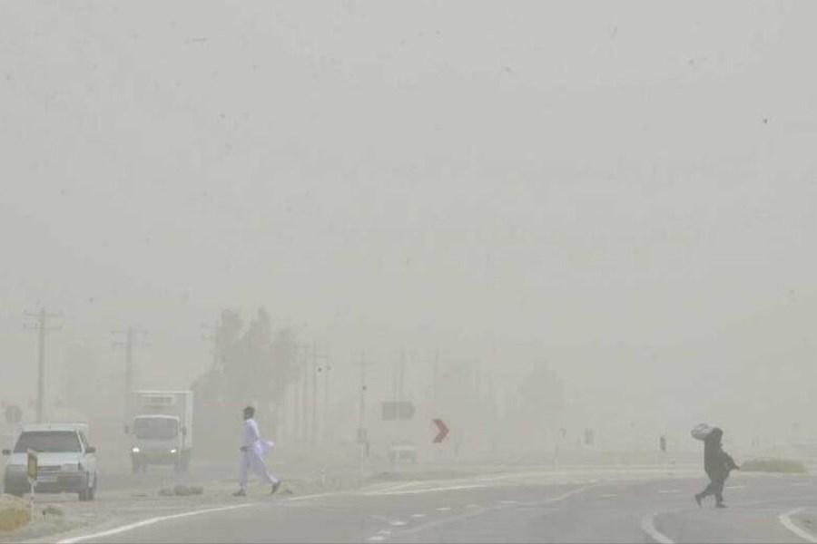 هشدار نارنجی هواشناسی برای تشدید وزش بادهای ۱۲۰ روزه در شمال سیستان و بلوچستان