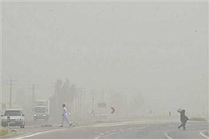 تصویر  هشدار نارنجی هواشناسی برای تشدید وزش بادهای ۱۲۰ روزه در شمال سیستان و بلوچستان