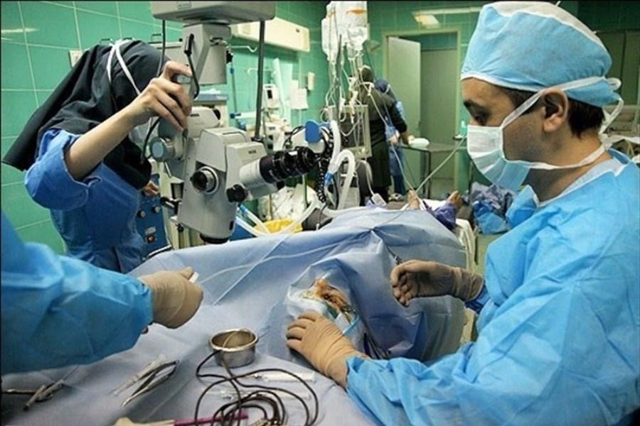 اهدا اعضای بیمار مرگ مغزی به چند مریض نیازمند پیوند