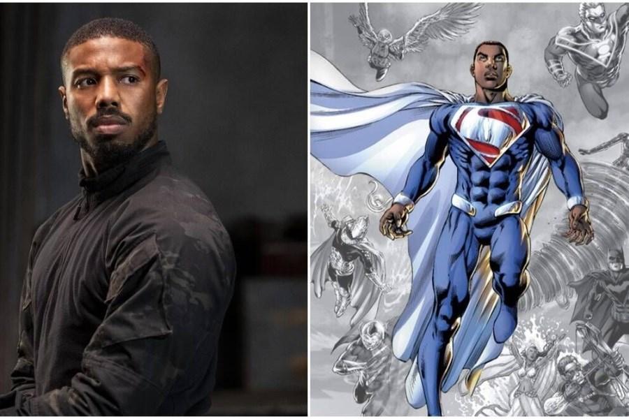 سوپرمن سیاهپوست به تلویزیون می رود