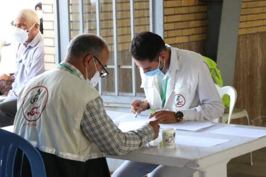 افتتاح مرکز واکسیناسیون کرونای بسیج جامعه پزشکی رفسنجان