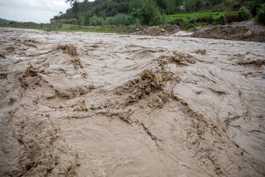 هواشناسی گلستان نسبت به وقوع سیلاب ناگهانی هشدار داد