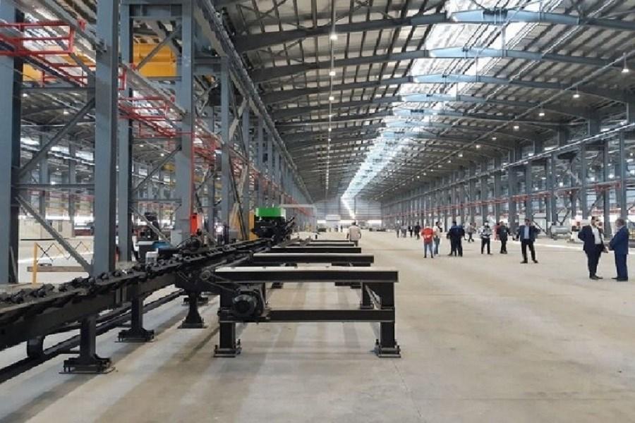 افتتاح پروژه ملی طرح صنعتیسازی ساختمان توسط وزارت دفاع