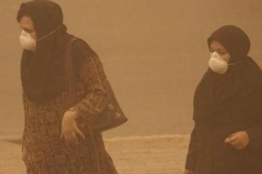 شاخص آلایندگی هوای کرمان در مرز 200