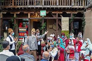 تصویر  رژه فرهنگی «نوسال طبری» استان گلستان