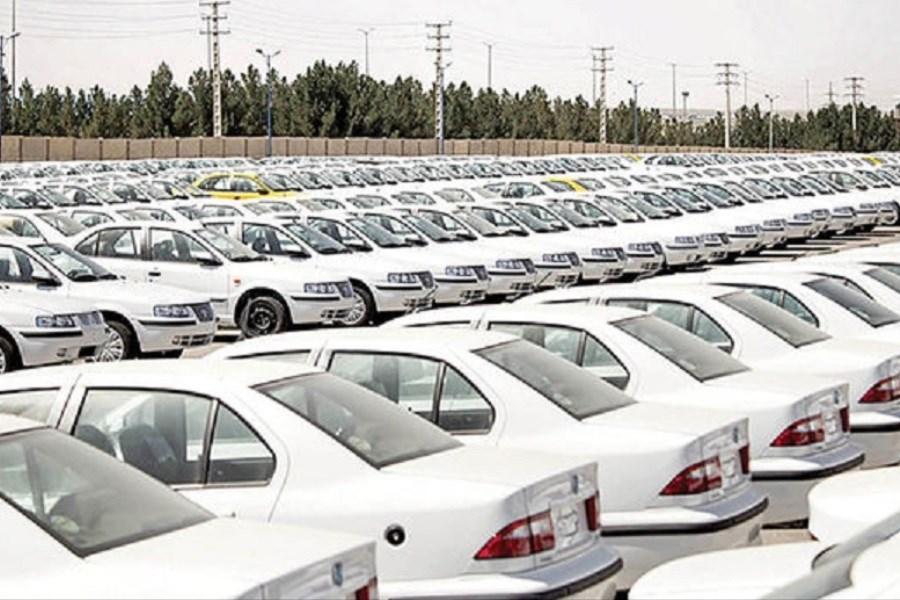 ریزش تورم در بازار خودرو
