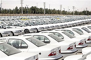 تصویر  ریزش تورم در بازار خودرو
