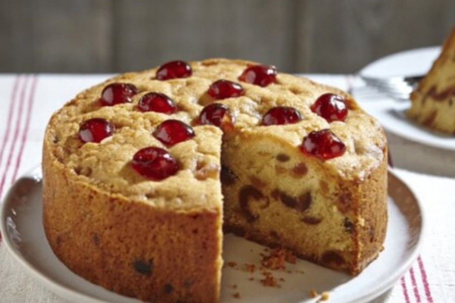 کیک آلبالو