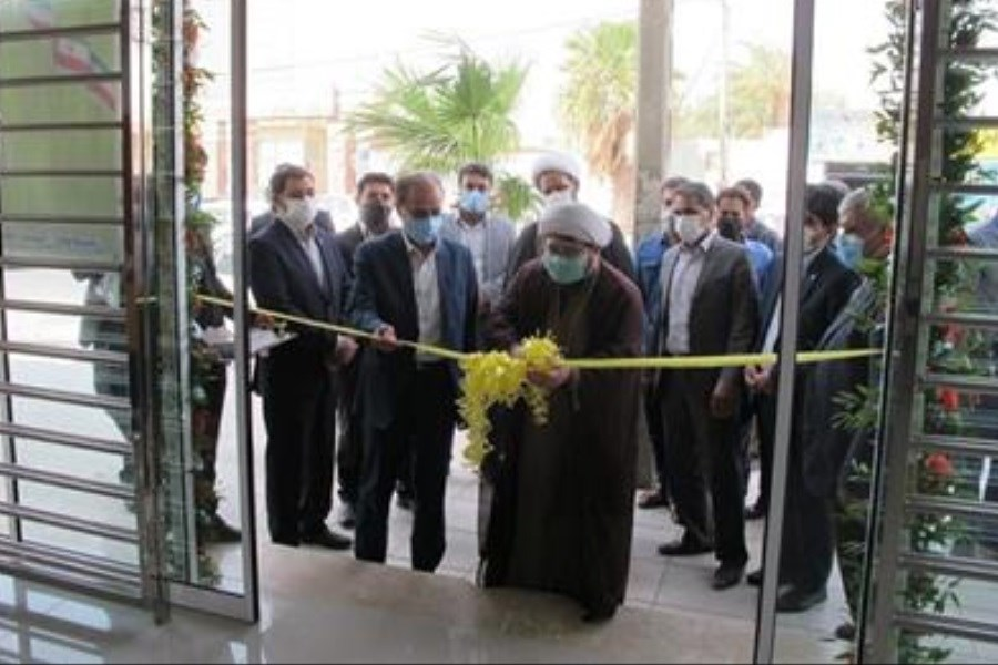 افتتاح چهاردهمین شعبه بانک مهر در استان سیستان و بلوچستان