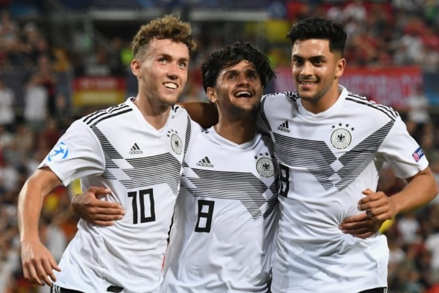 تیم فوتبال آلمان از صعود به دور دوم المپیک بازماند