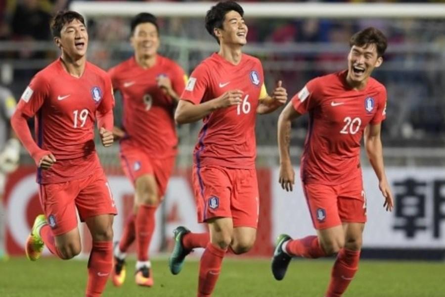 برنامه تیم ملی کره جنوبی پیش از مصاف با ایران مشخص شد