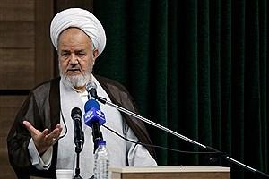 تصویر  پیام تسلیت حجتالاسلام سعیدی به رئیس دفتر رهبر معظم انقلاب اسلامی