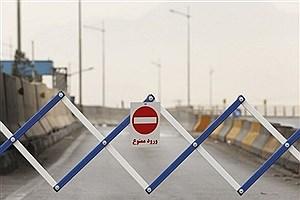 تصویر  ورود مردم به استانهای شمالی را ممنوع کنید