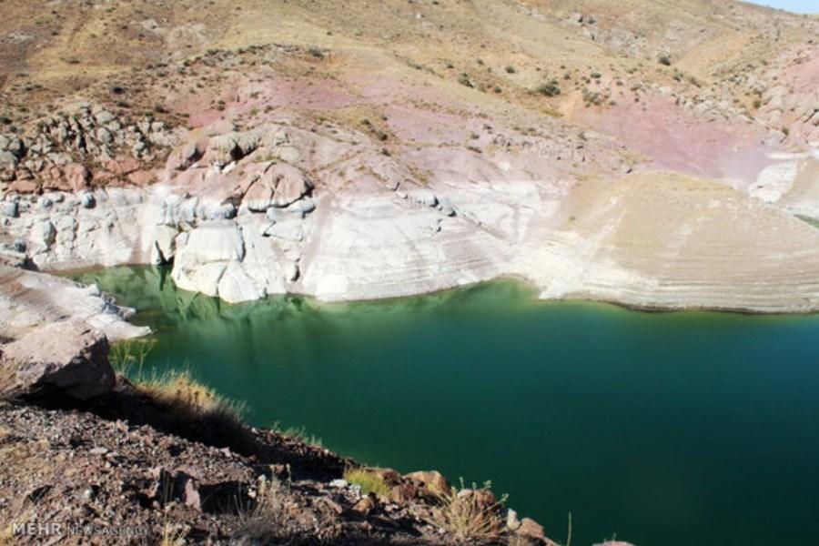 کاهش بارندگی سبب افت 70 درصدی ورودی آب به سد تهم شد