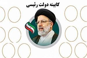 تصویر  آخرین گمانه زنیها  از کابینه دولت سیزدهم