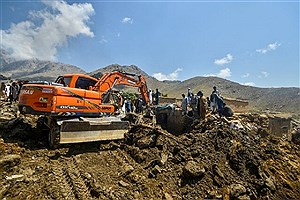 تصویر  40 کشته در جریان سیل افغانستان