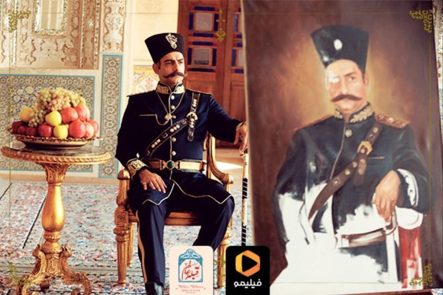 تصویر پخش سریال قبله عالم از یکشنبه