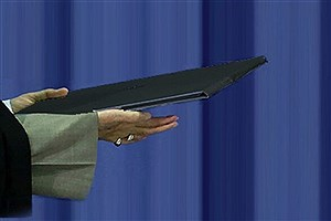 تصویر  توصیه های رهبر انقلاب در حکم تنفیذ ۸ رئیس جمهور پیشین