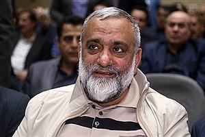 تصویر  واکنش معاون هماهنگ کننده سپاه به بسته شدن صفحه اینستاگرام رئیس قوه قضائیه