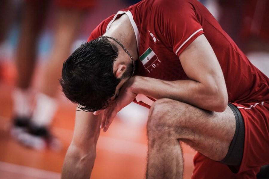 فدراسیون جهانی والیبال قدرت ایران و ایتالیا را برابر دانست