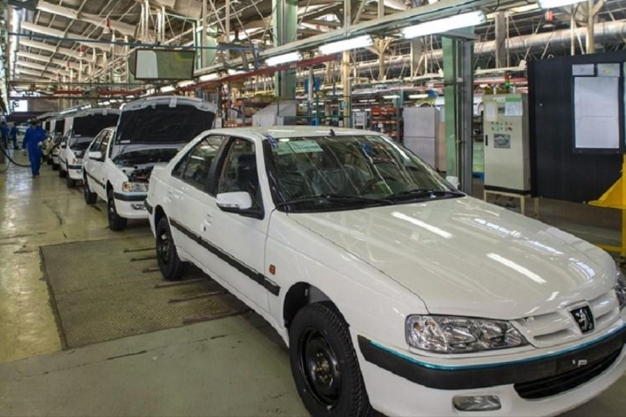 ثبات تیراژ در سه خودروسازی کشور