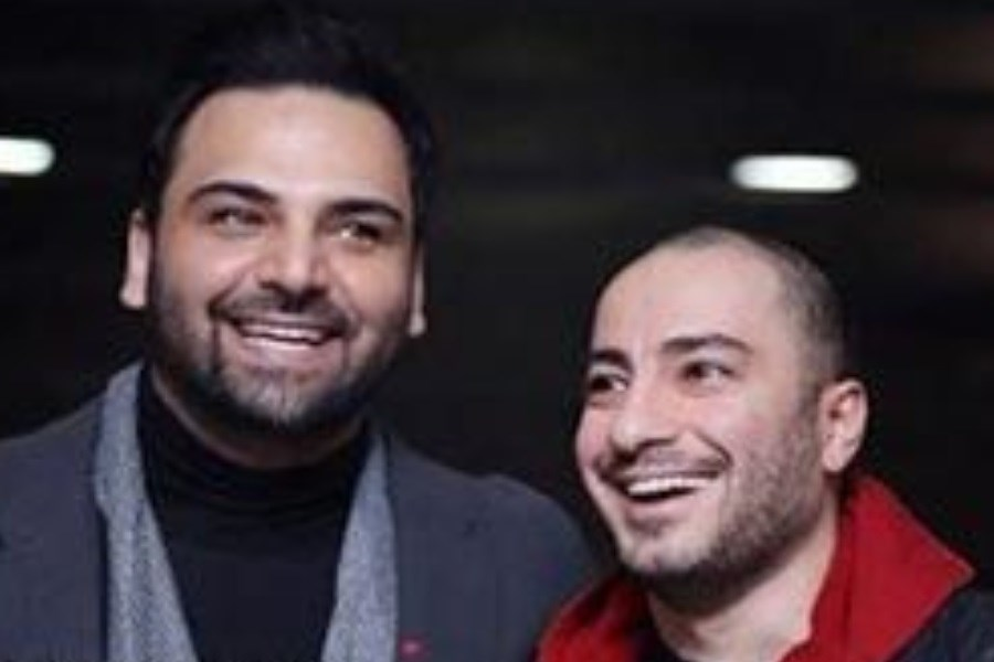 تبریک احسان علیخانی به دو ستاره پر حاشیه