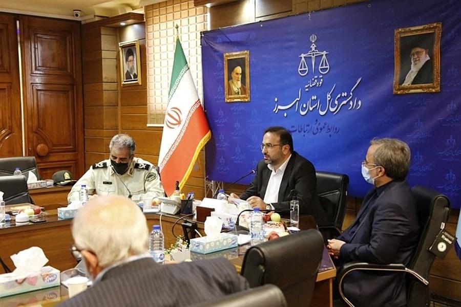 بازداشت عوامل زورگیری خشن در اتوبان تهران - کرج