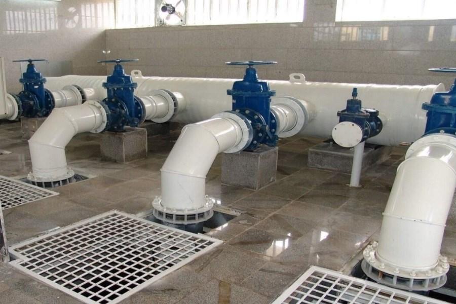راهاندازی سیستم پایش آنلاین تصفیه خانه فاضلاب شهرک صنعتی ۲ اردبیل