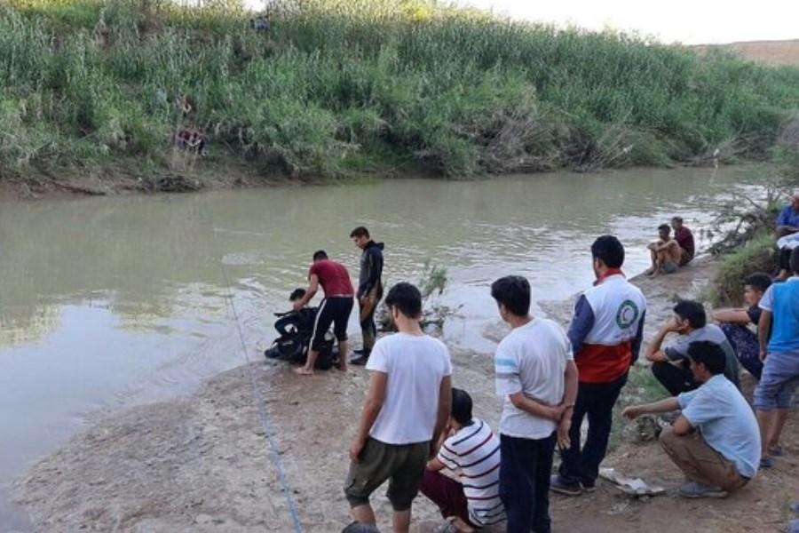 پیدا شدن جسد جوان غرق شده در کانال آب اصلاندوز اردبیل