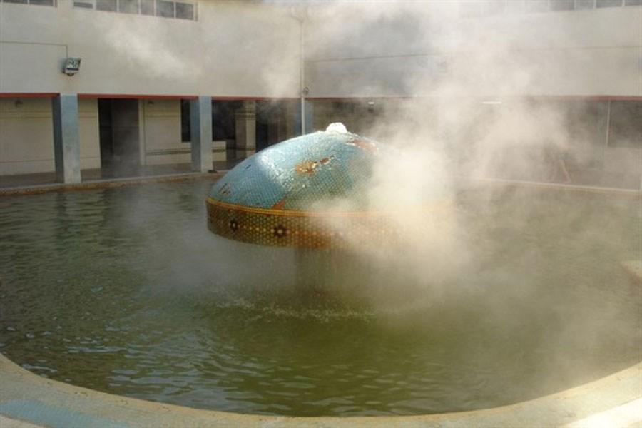 تصویر تعطیلی استخرهای آب درمانی در محلات