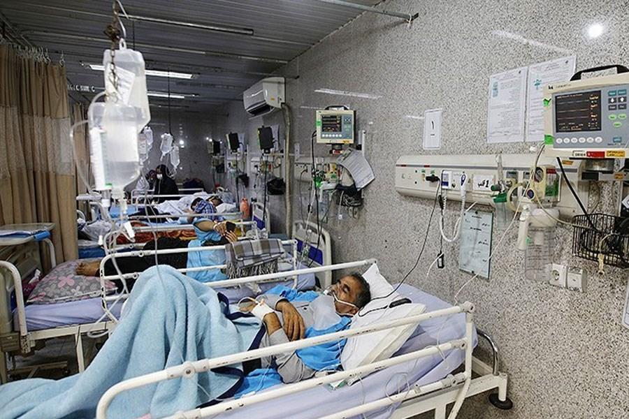 ۳۶۶ بیمار کرونایی در ۲۴ ساعت گذشته جان باختند