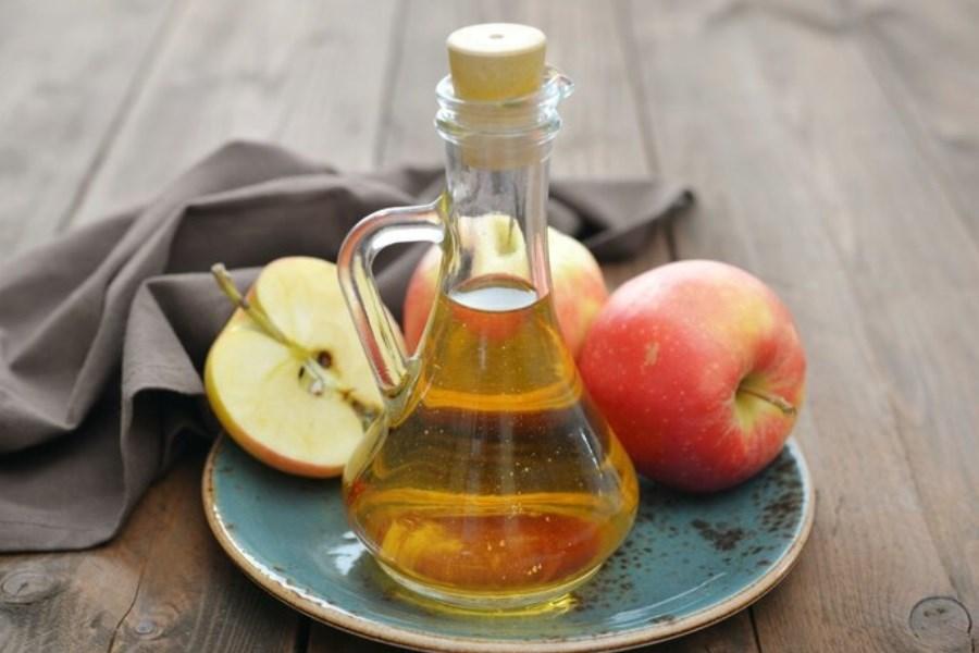 سرکه سیب تمیز کننده قوی خانه