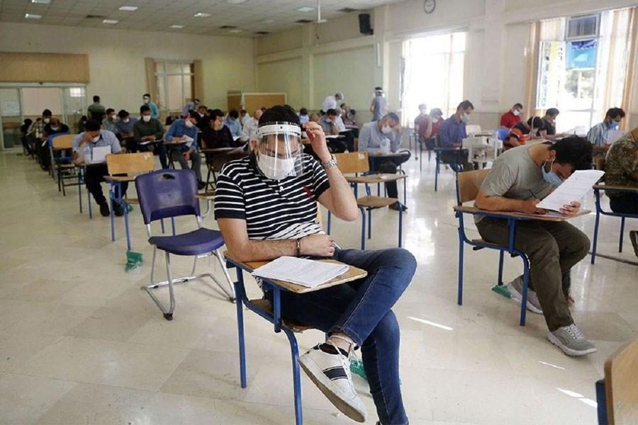 آمار مجازین به انتخاب رشته گروه های آزمایشی کنکور ۱۴۰۰ اعلام شد