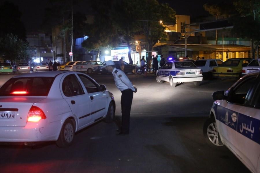 اجرای محدودیت تردد شبانه در البرز