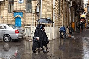 تصویر  هشدار وقوع رگبار و تگرگ در برخی مناطق کشور