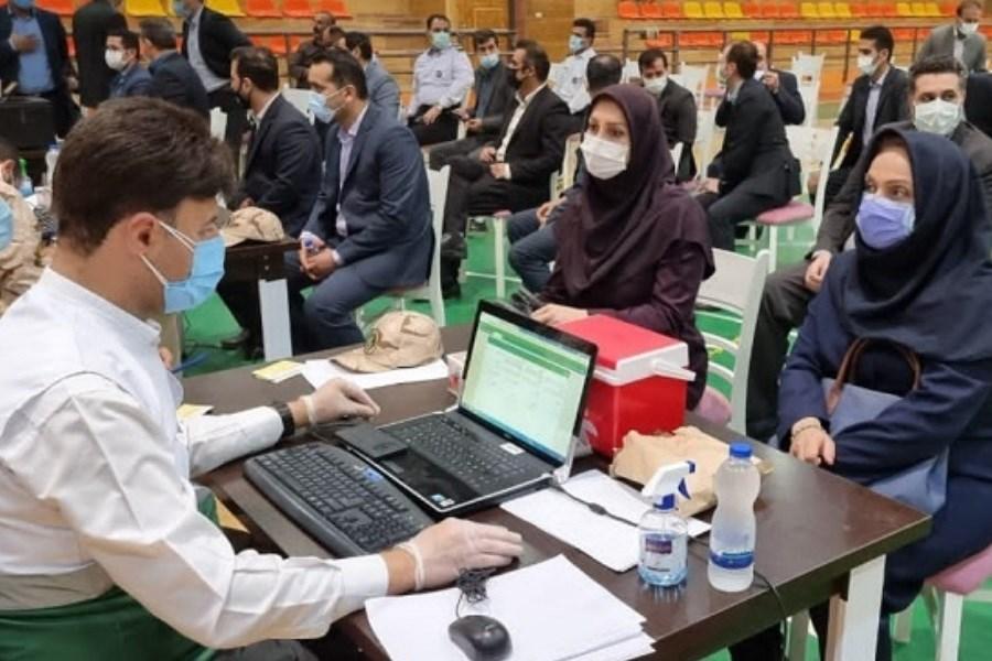آغاز واکسیناسیون سراسری کارکنان بانک ها در استان های کشور